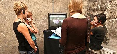 Eröffnung der Dauerausstellung am 9. August 2009